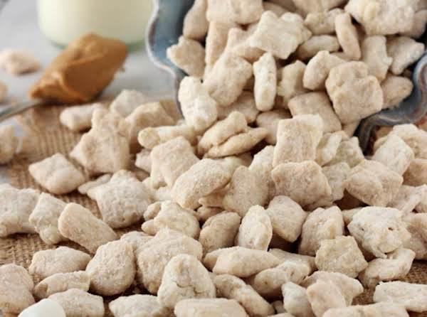 Fluffernutter Puppy Chow Recipe