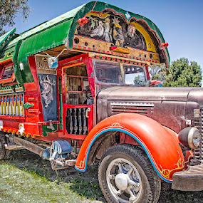 Gypsymobile by Tony Buckley - Transportation Automobiles