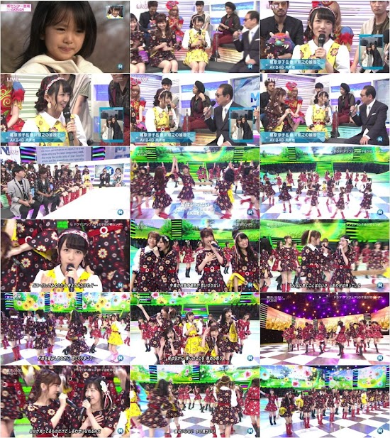 (TV-Music)(1080i) AKB48 – Music Station 160527