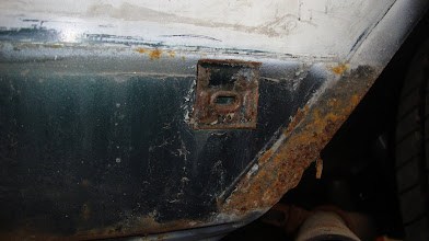 Photo: Ends up there is more rust than first thought