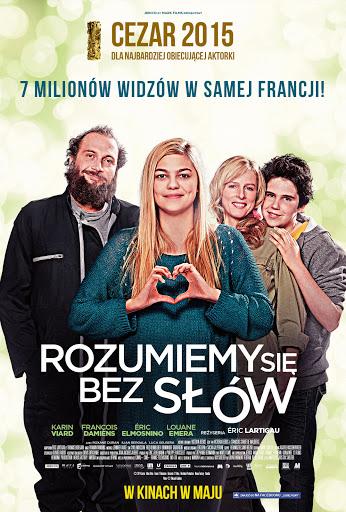 Polski plakat filmu 'Rozumiemy Się Bez Słów'