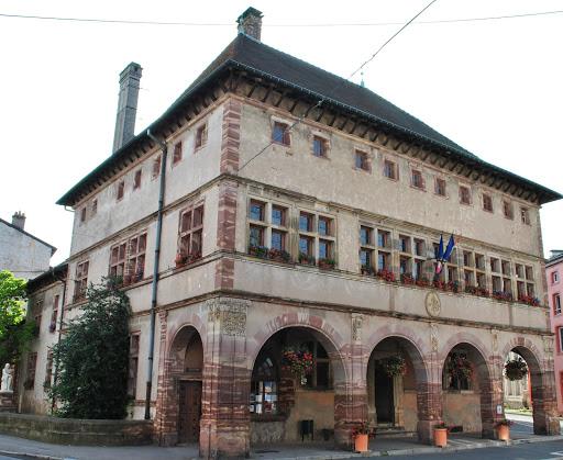 Hôtel de ville de Rambervillers