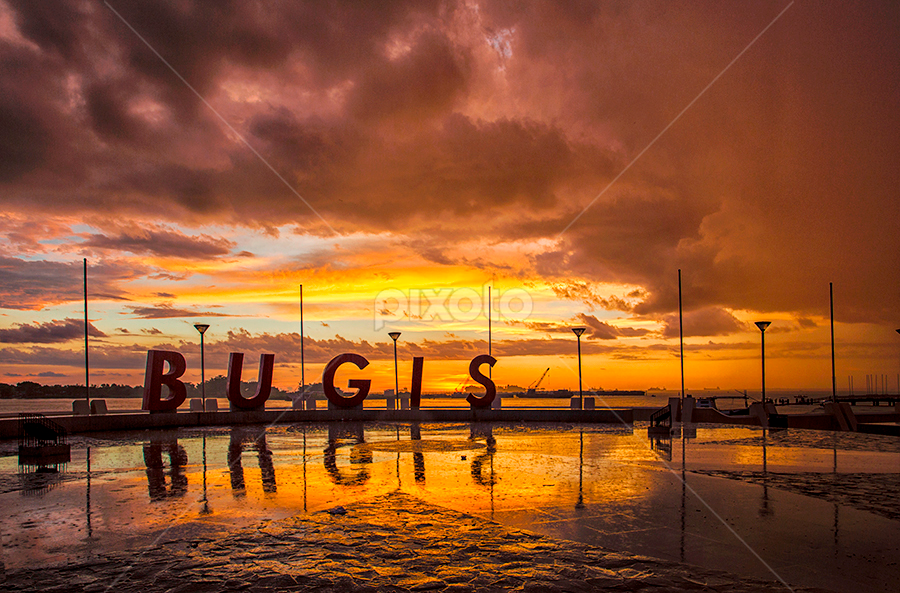 Bugis by Sefanya Dirgagunarsa - Products & Objects Signs ( pwcfoulweather-dq )