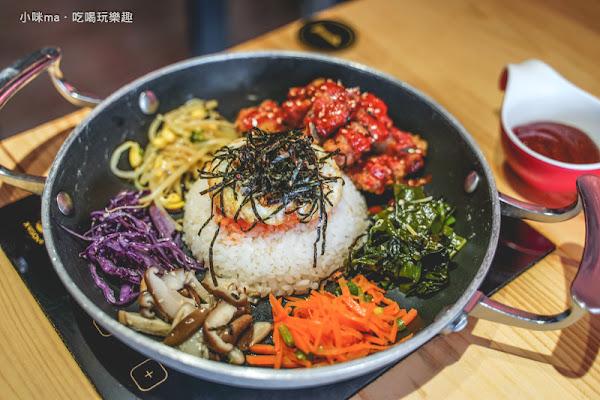 首爾之星韓食屋 Korean Food Express 韓式拌飯、拌炒鍋系列DIY拌炒 好吃又好玩。飲料、爆米花、冰淇淋 吃到飽。公館美食。捷運公館站