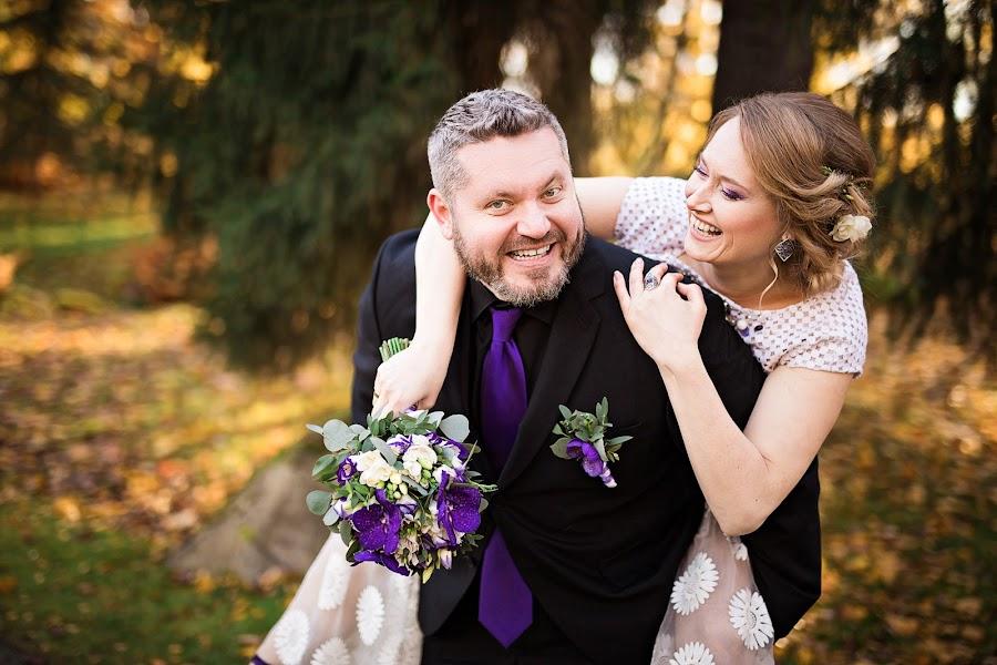 Свадебный фотограф Анна Заугарова (azphoto). Фотография от 08.11.2017