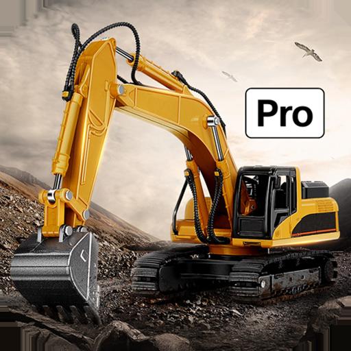 Excavator Simulator Backhoe Loader Dozer Game 1.8 APK MOD