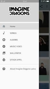 Download Imagine Dragons Lyrics For PC Windows and Mac apk screenshot 1