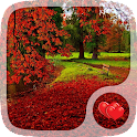 Romantic Fall Live Wallpapers icon