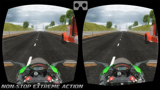 玩免費賽車遊戲APP|下載VR交通自行車賽車 app不用錢|硬是要APP