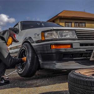 カローラレビン AE86 GT-APEXのカスタム事例画像 オヤジJr.【OYAGE Jr.】さんの2021年01月13日18:27の投稿