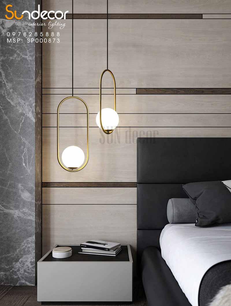 Đèn Thả trang trí bàn ăn hiện đại - SP000873