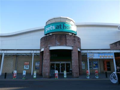 Pets At Home On Palace Grounds Road Pet Shops Pet Supplies In Town Centre Hamilton Ml3 6ad