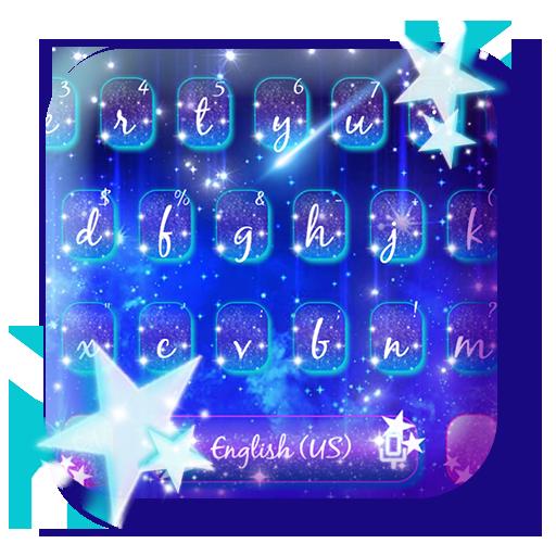 Star Keyboard Theme