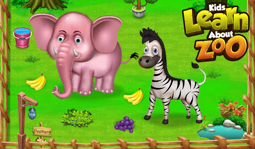Kids Learn About Zoo v1.0.0