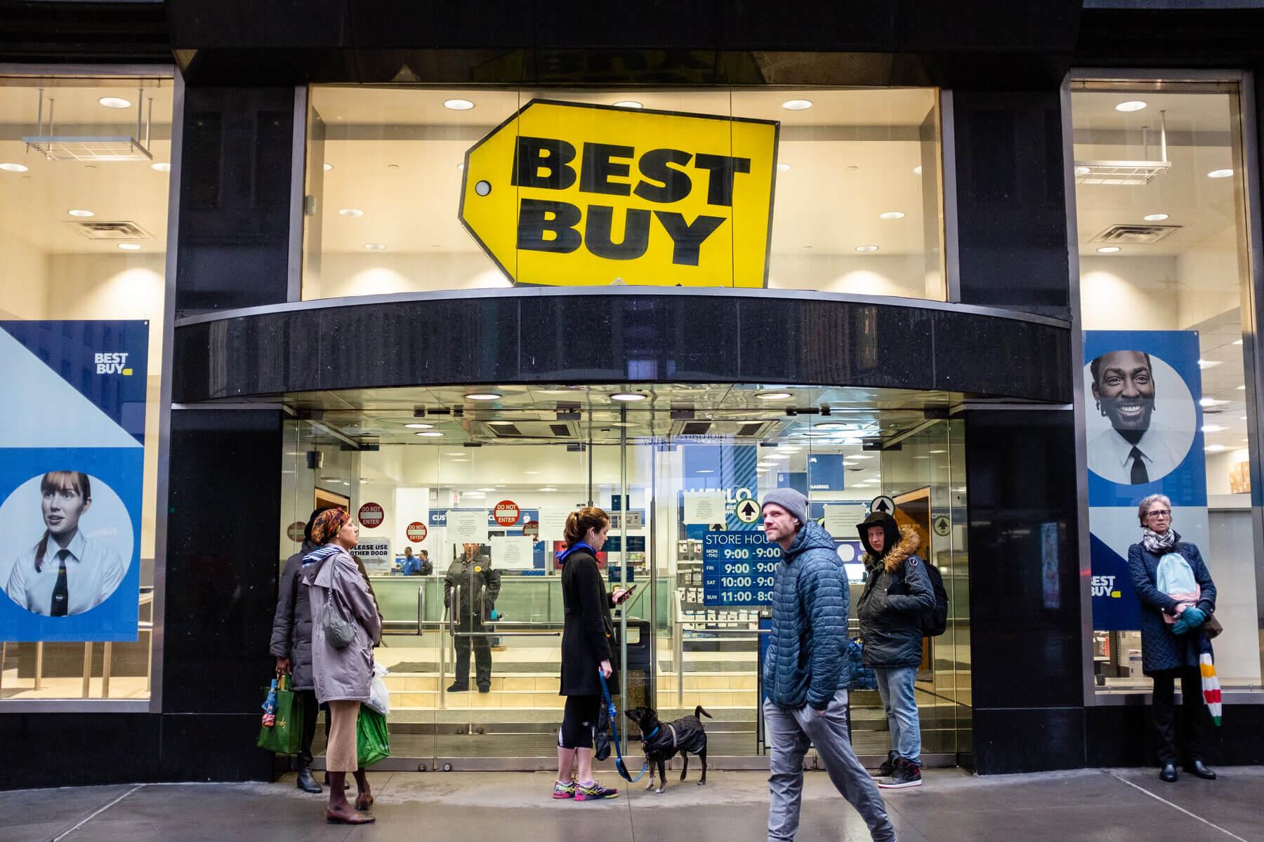 amazon competitors best buy