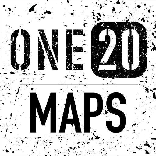ONE20 MAPS - Truck-Safe Nav, Truck Stops, Weather
