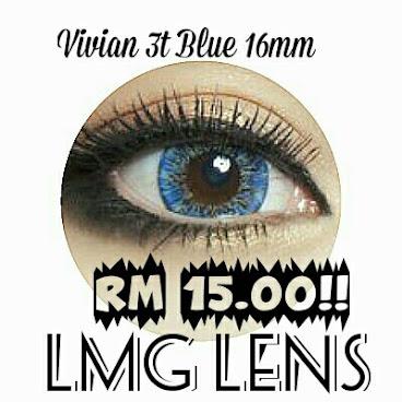 VIVIAN 3T BLUE 16MM