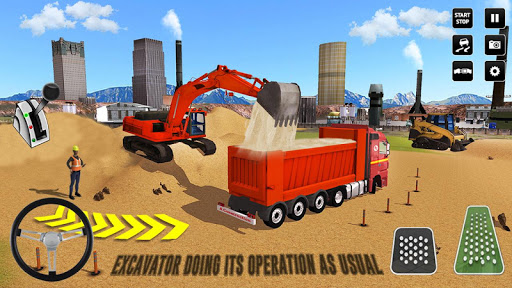 City Construction Simulator: Forklift Truck Game modavailable screenshots 4