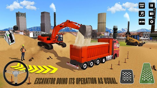 City Construction Simulator: Forklift Truck Game 4
