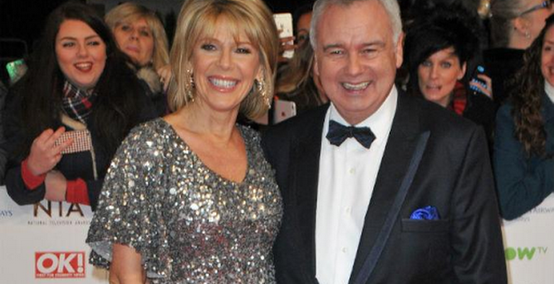 Eamonn Holmes thinks Strictly will put 'strain' on family