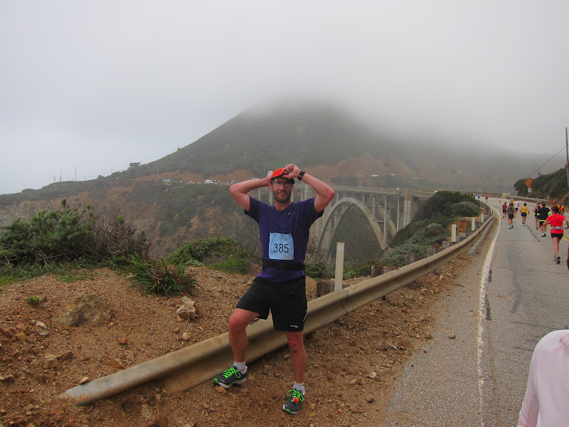 Photo: Chillin before the bridge