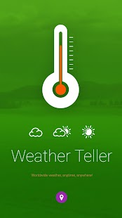 Weather Teller screenshot 1