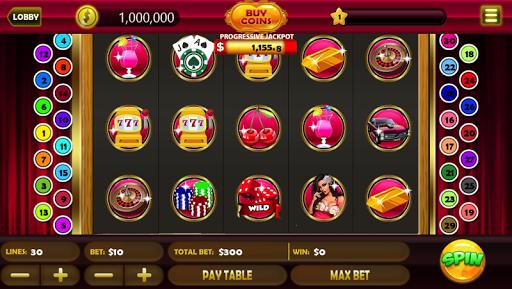 Wild Vegas Jackpot Slots Machine 1.10 screenshots 1
