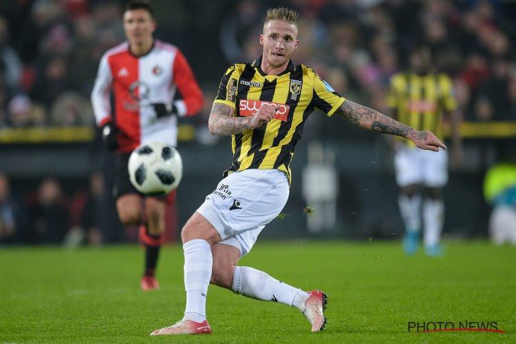 Voormalige verdediger Anderlecht maakt het te bont in Arnhem