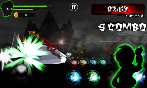 Alien Ultimate Bentenny Negamatter 10x Transform game (apk) free download for Android/PC/Windows screenshot