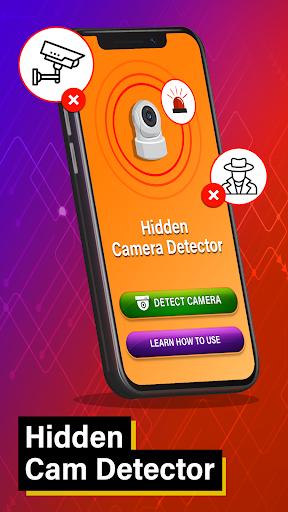 Hidden Camera Detector: Electronic Device Detector screenshots 1