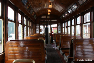 Photo: (Year 2) Day 346 - The Wonderful Interior of this 99 Year Old Trolley