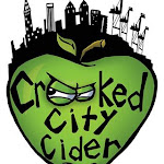 Logo of Crooked City Cidery Dry Apple Cider