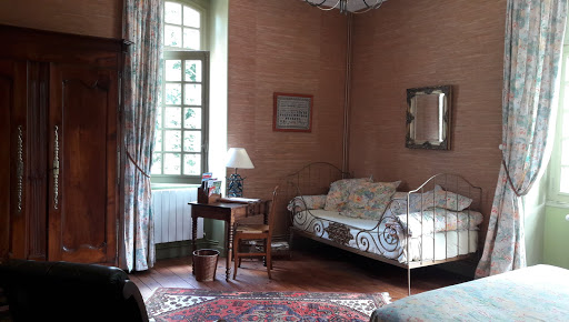 Belle Epoque: parents' bedroom in the big family accommodation