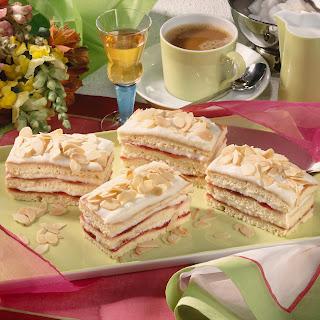 Feine Mandel-Torte