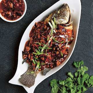 Fish in Chili Sauce.