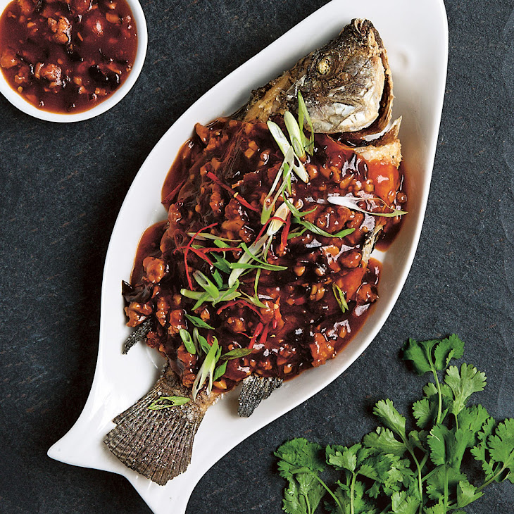 Fish in Chili Sauce