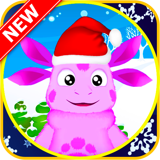 Moonzy Adventure game for kids