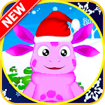 Moonzy Adventure game for kids Icon