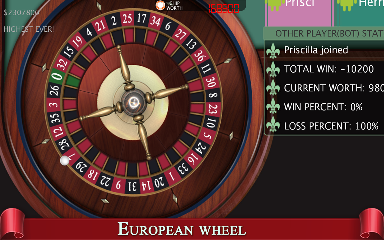 Roulette Royale ★ FREE Casino- screenshot