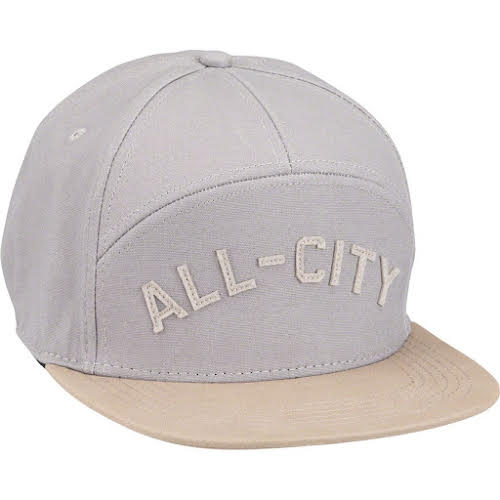 All-City Damn Fine Chome Dome Cap - Charcoal
