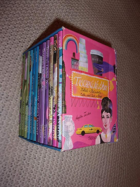 Blog De Miss Idees Collection De Livres Taschen