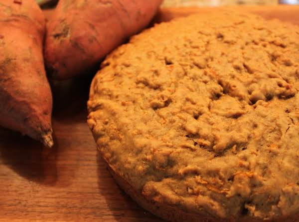 Savory Sweet Potato Bread Recipe
