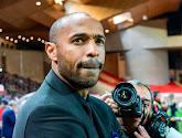 Thierry Henry prend position et quitte les réseaux