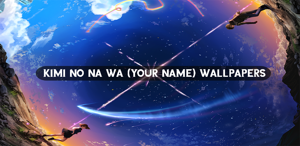 Download Kimi No Na Wa (Your Name) Wallpapers By Nice
