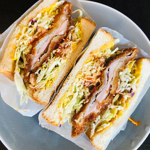 Japa Katsu sandwich