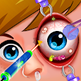 Eye Doctor Emergency Hospital Games - ER Surgery icon