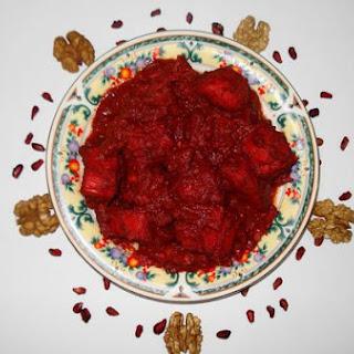 Fesenjoon ( Irani Dish)