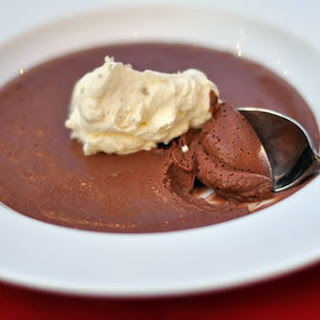 (Pregnancy-Safe) Chocolate Mousse with Olive Oil and Sea Salt Recipe