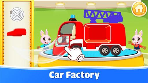 Cars for kids - Car sounds - Car builder & factory 1.3.4 screenshots 11