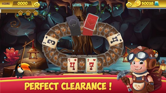 TriPeaks Solitaire Treasure 6